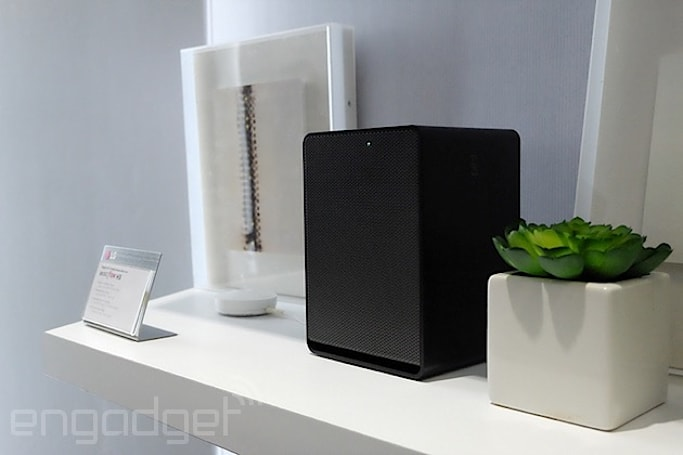 LG's answer to Sonos is a lot like Sonos