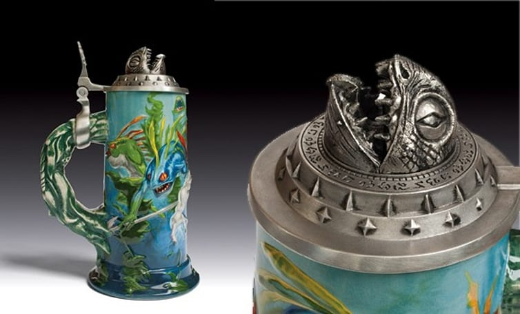 Murloc stein available for pre-order