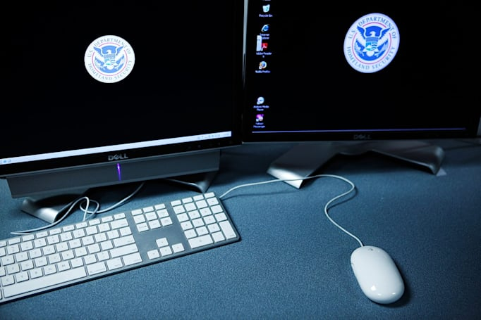 Homeland Security staff locked out of their own networks