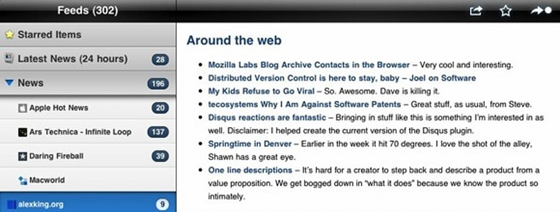 360iDev: Brent Simmons on NetNewsWire for iPad and iPhone OS 4.0