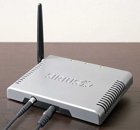 Sirius Echo Home Repeater System now available