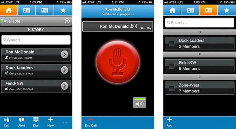 AT&T launches Enhanced Push-to-Talk for iPhone with WiFi calling