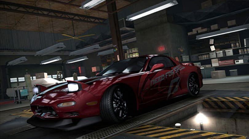 Need for Speed World pulls up to the starting line on July 27