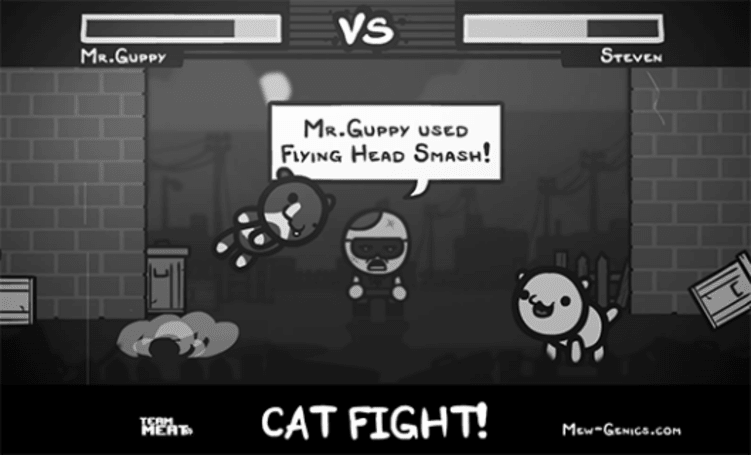 Mew-Genics trailer has folk singing, exploding cats, 2014 release date