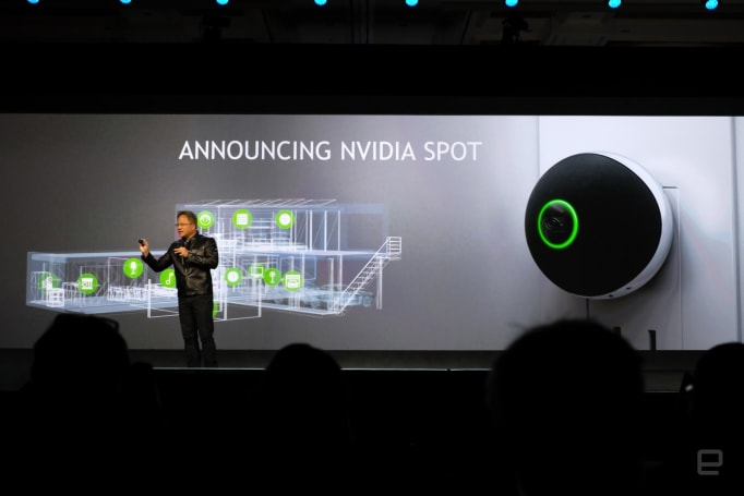 NVIDIA Spot brings Google Assistant to every room in your home