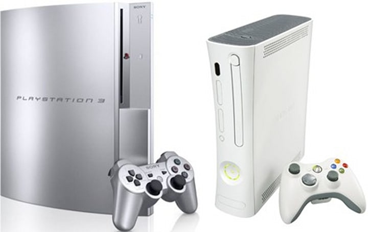 Silver Satin PS3 and Xbox 360 Arcade now loose in Japan
