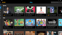 Sling TV launches a native Windows 10 app with Cortana support