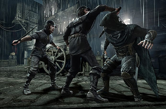 PSN Tuesday: Thief, Pac-Man Museum, Lords of Shadow 2