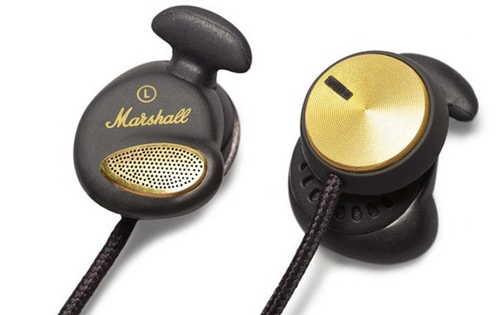 Marshall Minor earphones now available, to buy and to own