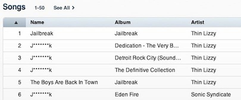 "Apple apparently censoring the word ""jailbreak"" in US iTunes Store (Updated)"