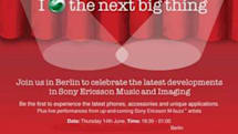 "Sony Ericsson's ""Next Big Thing"" coming June 14th"