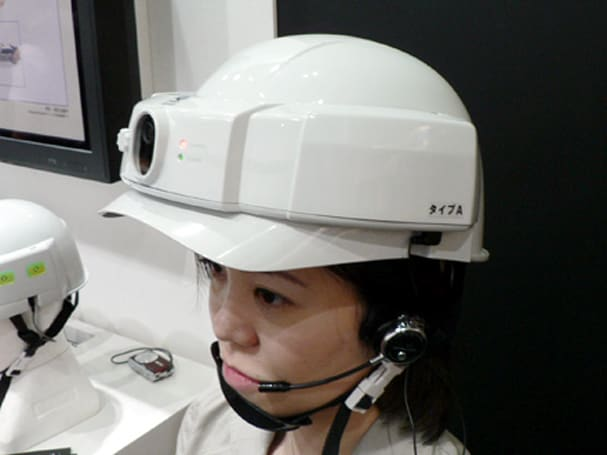 Tanizawa's U-met first responder helmets belong on the Deathstar