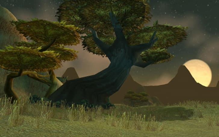 Around Azeroth: The Southern Barrens