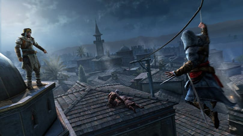 Assassin's Creed: Revelations is 3D compatible on PS3, 360, PC