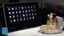 IRL: A 24-inch AOC monitor that doubles as a gigantic Android tablet