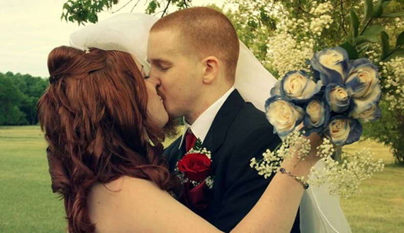 Soulbound: A World of Warcraft-themed wedding