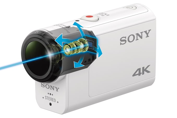 Sony's flagship Action Cam arrives in the US later this month