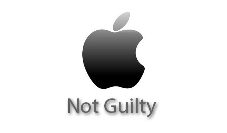 Apple found not guilty in lawsuit over video streaming