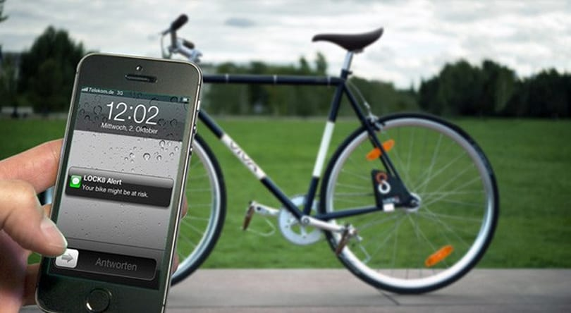 Lock8 thwarts every kind of bike thief through GPS and smart alarms (video)