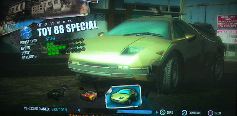 Unlock Legendary cars (for free!) in Burnout Paradise: Big Surf Island