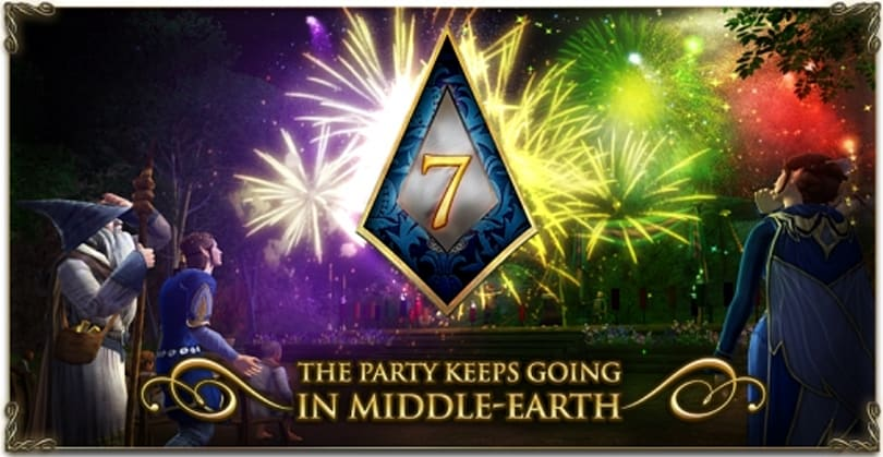 Lord of the Rings Online turns seven