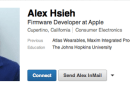 Apple hires Alex Hsieh from Atlas Wearables