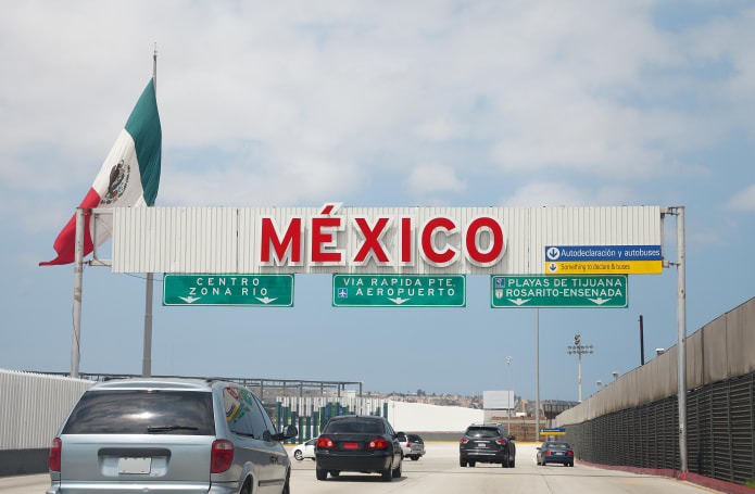 Will my U.S. auto insurance cover my car in Mexico?
