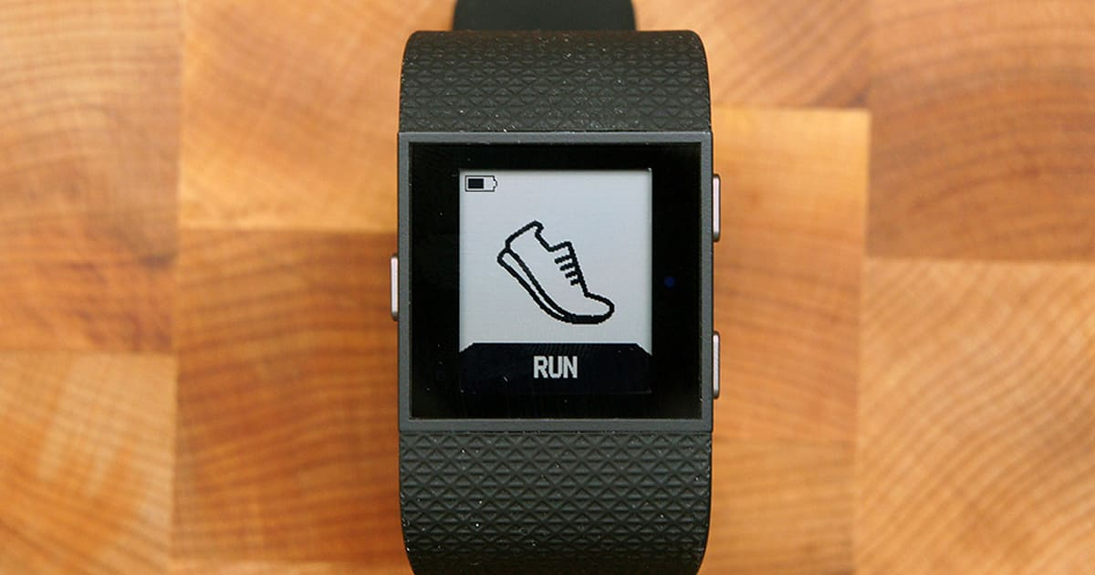 how to set up sleep on fitbit surge