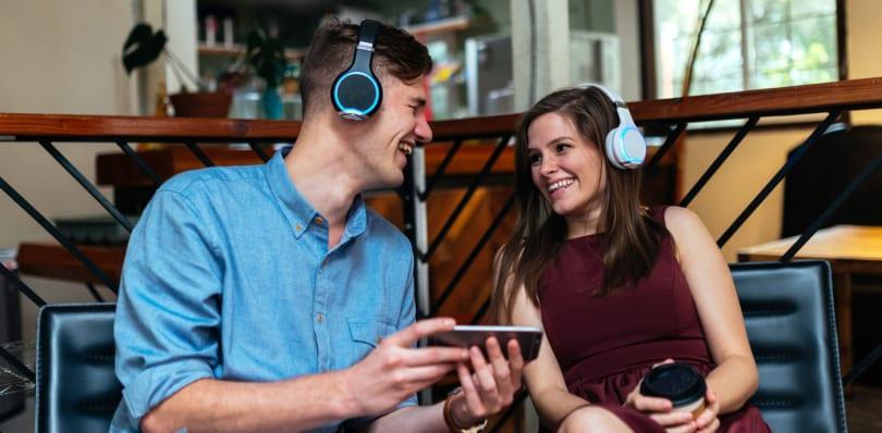 Wearhaus' 'social' headphones are now on sale