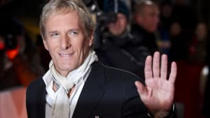 Michael Bolton Sings to Customers