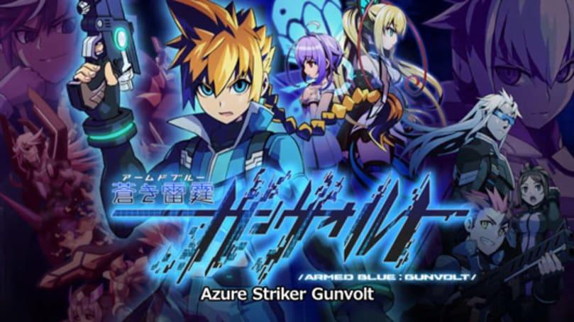 Azure Striker: Gunvolt coming to 3DS eShop this summer from Mega Man 9 studio