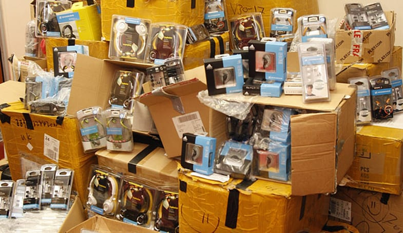 Man who sold up to $40 million worth of counterfeit headphones gets two years in jail