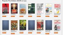 Apple discounts the books Amazon refuses to stock