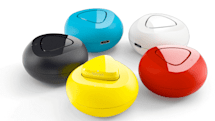 New Nokia Luna Bluetooth headsets, now with wireless charging