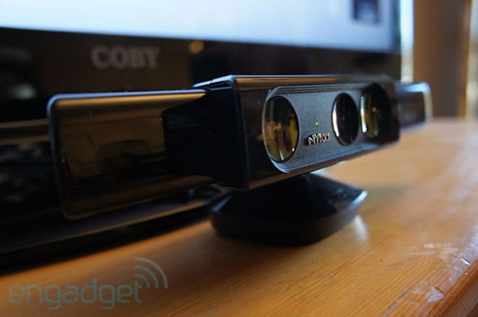 Nyko Zoom for Kinect hands-on