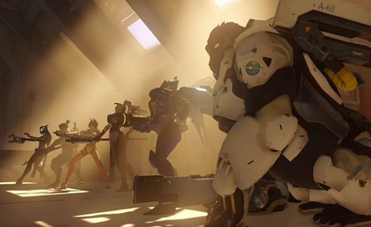 BlizzCon 2014: Blizzard takes on superheroes with Overwatch