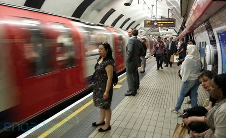 EE strikes deal with Virgin Media to give its customers free tube WiFi in 2013 (update: Vodafone, too)