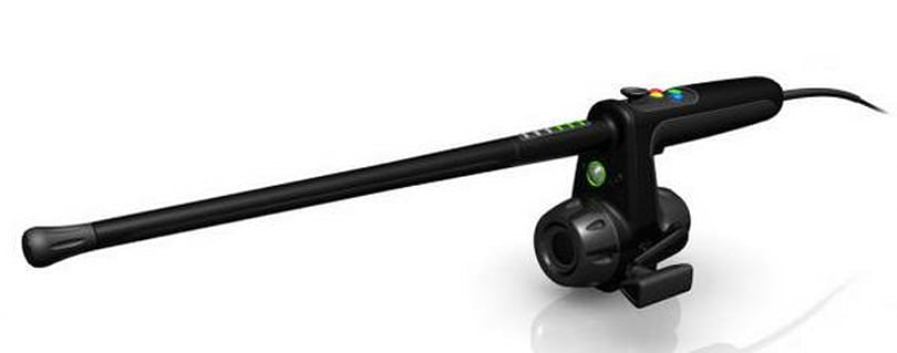 The Strike's rod controller adds new depth to videogame fishin'