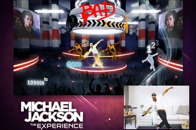 Michael Jackson: The Experience moonwalks onto PS3 and Xbox 360 April 12