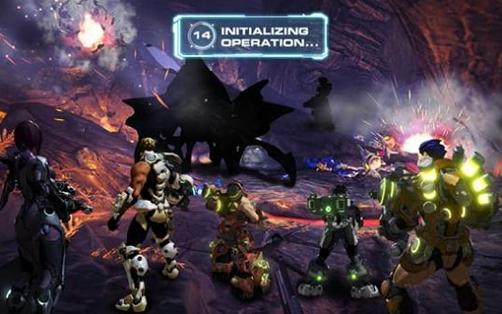 Firefall teases update 1.2