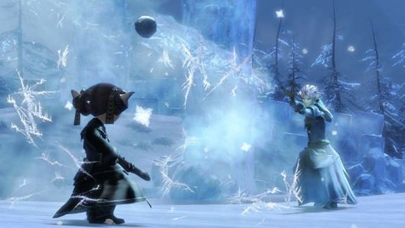 Guild Wars 2 devs show off Wintersday features