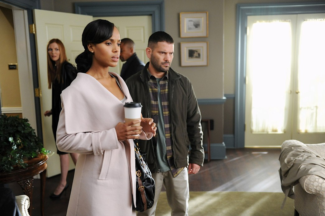'Scandal' costume designer Lyn Paolo talks Olivia Pope style and new season details