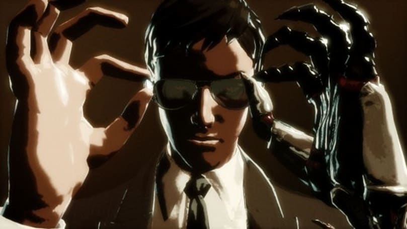 Killer is Dead puts on its gigolo glasses in Europe August 30