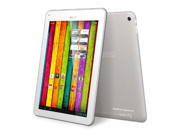 Archos 97 Titanium HD tablet combines Retina display prowess with an obtuse name