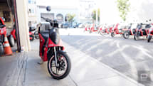 As Scoot has grown, so has the size of its rental bikes