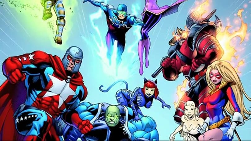 Newest City of Heroes video documents the heroes of the Freedom Phalanx