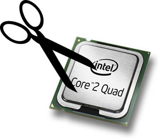 Intel cuts prices on quad-core chips