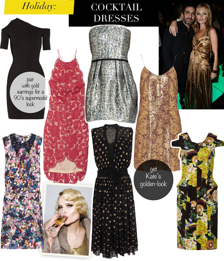 Top 9 at 9: Get Your Party Dress On