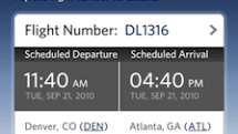 Delta, AA iPhone apps could be worth a million frequent flyer miles