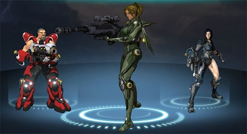Red 5 removing Firefall PvP tiers, adding 'regulation' battleframes